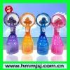 Hot water bottle spray fan HP-8607
