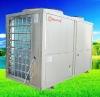 Hot water heater heat pump