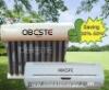 Hybrid Vacuum Tube Solar Wall Air Conditioner
