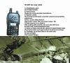 Icom Emergency Alarm Battery Save function FM transceiver