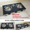 India Model 3 Burner Gas Stove(RD-GT015)