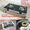India Model Gas Stove (RD-GD001)