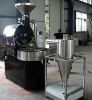 Industrial coffee baking roaster machines with 10 kg batch capacity