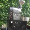 Industrial coffee roasting machine with 5 kg batch capacity