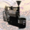 Industrial coffee roasting machines with 5 kg batch capacity