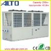 Industrial hot water pool heater(213kw,galvanized steel cabinet)