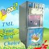 Industrical hard ice cream machine,several flavors ice cream making tool
