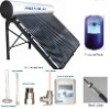 Integrative Pressurized solar water heaters