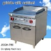 JSGH-786 griddle with cabinet ,kitchen equipment