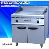 Jishi electric griddle, DFEH-886 griddle with cabinet