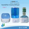 LB-AB 2011  3 in 1 Mini Humidifier, mist maker