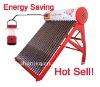 Low cost solar water heater