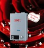 MT-W12 Red Rose Series NG Gas Water Heater