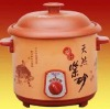 Mechanical Purple Clay Soup Pot with low price and high quality
