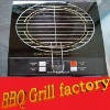 Microwave oven special baking grill mesh