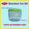 Mineral water pot(With green cap)