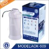 Mineral water treatment ionizer