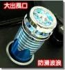 Mini plug-in auto air purifier