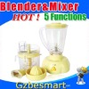 Multi-function Juice Blender & Mixer blender glass jar
