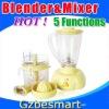 Multi-function Juice Blender & Mixer steel bar blender