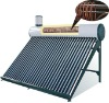 NEWLY Copper Pipe Solar Hot Water Heater