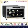 Ncer 8 bottles Thermoelectric Wine Cooler