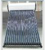Non-pressure compact calentador de agua solar