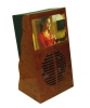 Novelty air purifier with photo frame