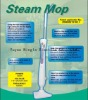 Office/Hotel 1500W Deluxe Floor Steam Mop