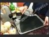 PTFE Coated Fiberglass Cloth Oven Liner