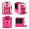 Pink Coffee Machine
