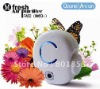 Popular Home and Office Appliances FA50 Plug-in Enamel Ozone Air Cleaner