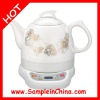 Pottery Hot Water Boiler, Electric Water Boiler, Cordless Electric Jug Kettle (KTL0042)