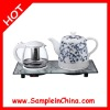 Pottery Water Boiler, Consumer Electronics, Cordless Electric Jug Kettle (KTL0057)