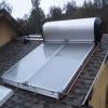 Pressurized Black chrome evacuated glass tube solar water heater(80L)