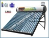 Pressurized Pre-heat Solar Water Heater with copper coil