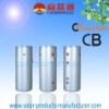 Pressurized solar water tank