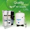 Pump type aqua water purifier