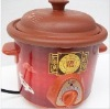 Purple Clay Soup Pot with low price and high quality