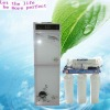 RO filters water dispenser with ABS top