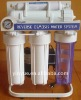 RO water filter with metal stand