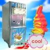 Rainbow bilateral soft ice cream machine