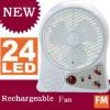 Rechargeable Fan / LED Fan / Emergency Fan (NT-FH1205)