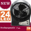 Rechargeable Fan / LED Fan / Emergency Fan (NT-FH1206)
