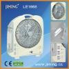 Rechargeable Lantern Fan: Multifunction Portable Fan LE1668