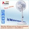 Rechargeable emergency stand fan
