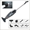 Rechargeable portable wet and dry vacuum cleaner