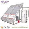 SRCC flat plate split pressurized solar domestic hot water