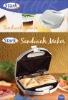 Sandwich maker packaging box