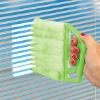 Seven teeth microfiber mini  blind cleaner